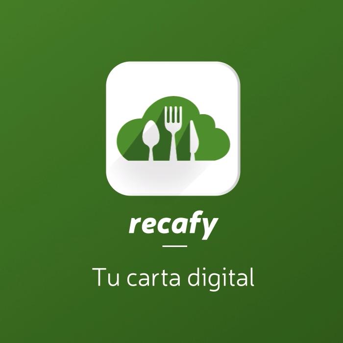 Recafy - Carta digital QR para bares y restaurantes